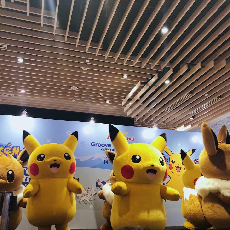 Pokémon Pikachu Eevee • Ichiban Sushi 🍣 Soup Spoon Union