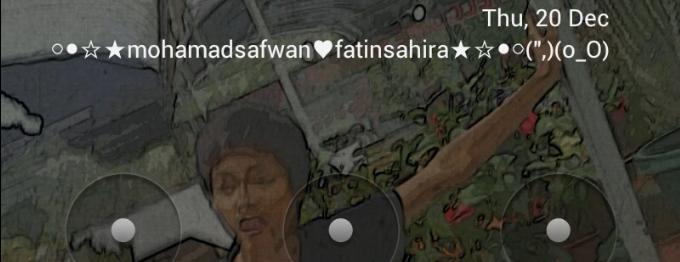 ☆ FATIN SAHIRA ☆ (cover image)
