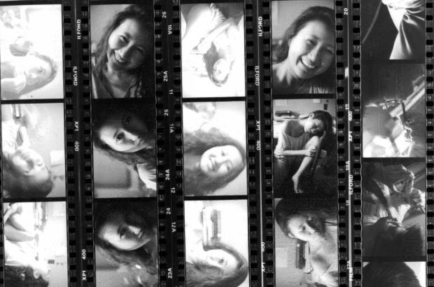Photographs taken when I was 20