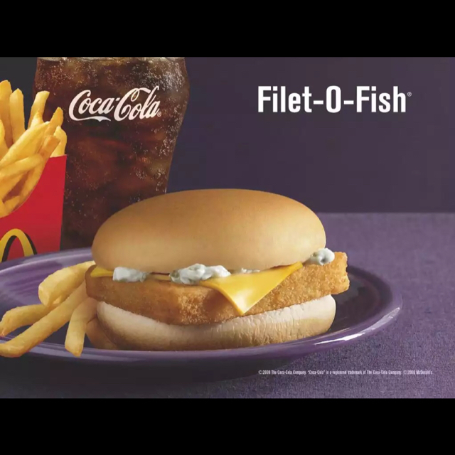 All about mcdonald 39 s yeelinlicious dayre for What she order fish fillet