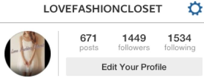 Love fashion closet (cover image)