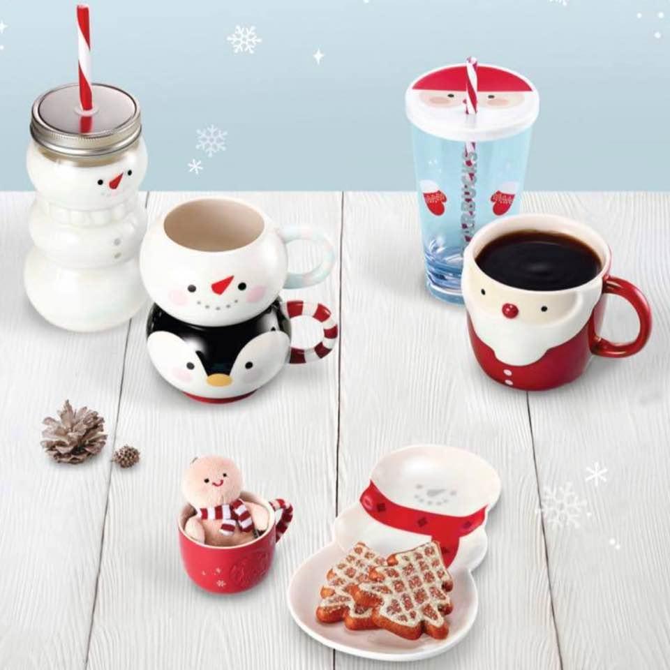 Starbucks Korea Christmas Collection // Hawker Chan HK Soy Sauce ...