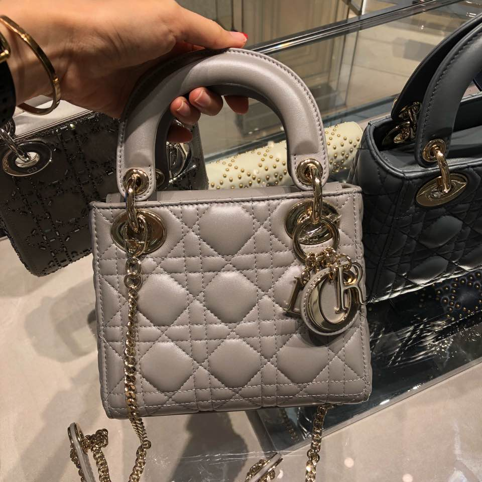82959642e4 Gabrielle bag / Lady Dior Mini - mintyvintage - Dayre
