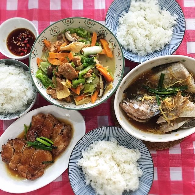 Recipe Air Fried Teriyaki Chicken Cuisineparadise Dayre