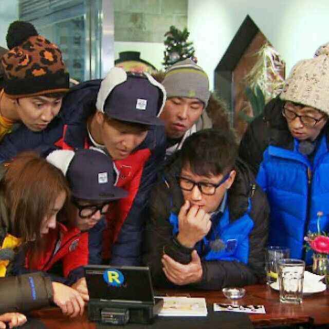 Running Man Christmas Special - realityissounromantic - Dayre