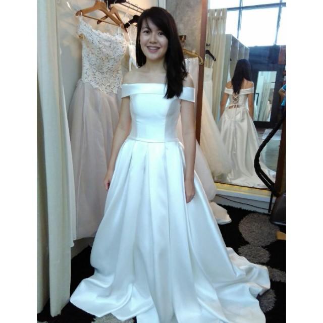 wedding ramblings and gowns - fatjojohead - Dayre