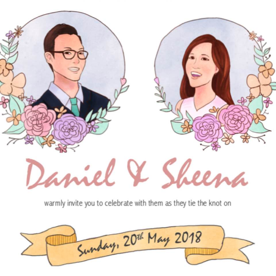 wedding invitations - sheenaquek - Dayre