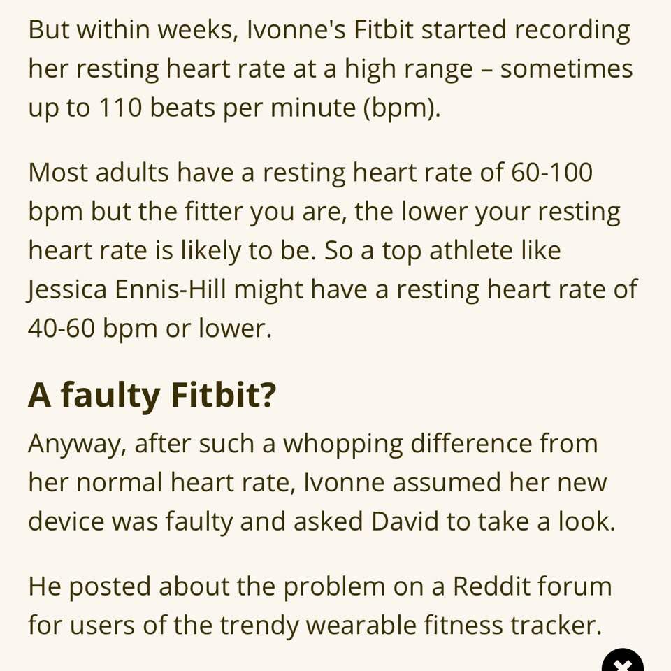 TWW - Symptom Spotting and Fitbit - heffalumpjr - Dayre
