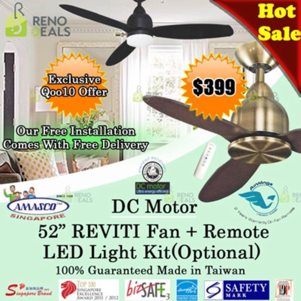 All About Ceiling Fans And Lights Claire Dayre Electric Fan Without Blade Manufacturers Our Purchase For Today We Got The Reviti From Amasco Both In Black One 46 With Led Light Study 52
