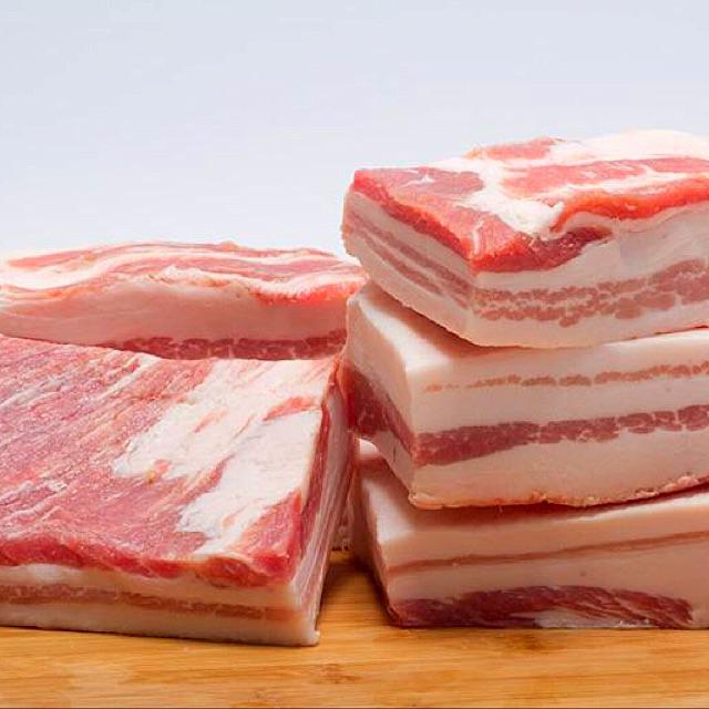 Pork belly deep fried recipe
