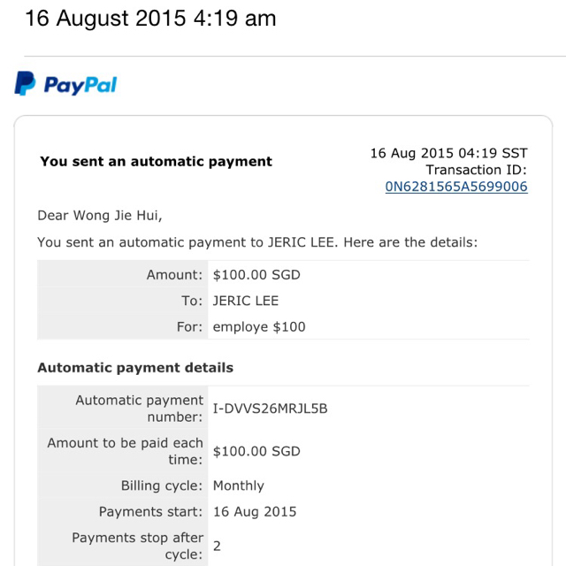 PayPal got hacked 😢 + Good people 🍈 - missgoob - Dayre