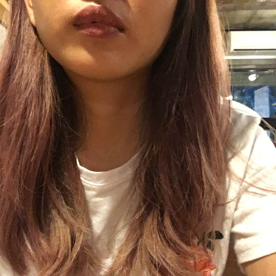 Update With A Little Surprise Hair Color Modern Salon