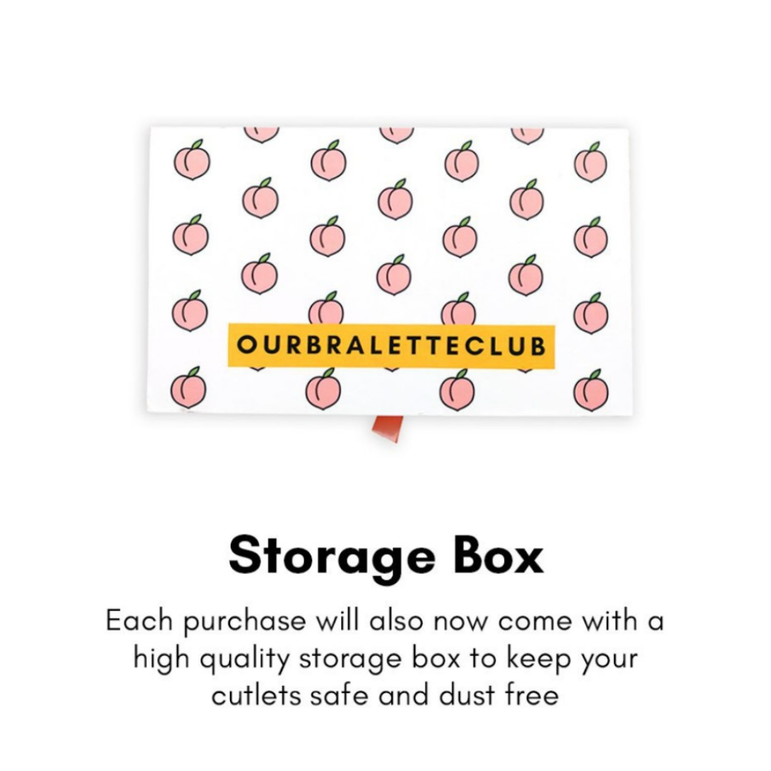 00598d78a7089 Each purchase of the cutlet will also come with free registered courier  mail within SG and a protective storage box!