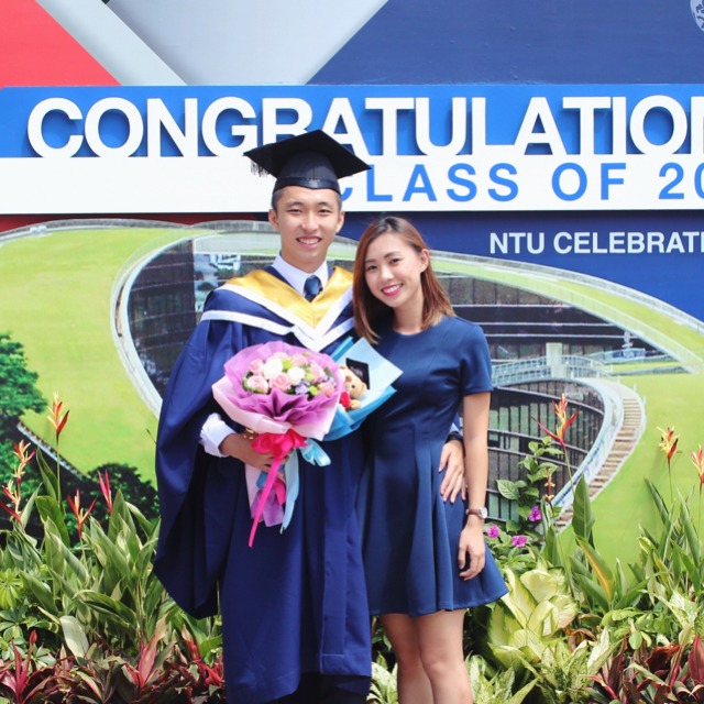 Weehow\'s Convocation! - joycelynthiang - Dayre