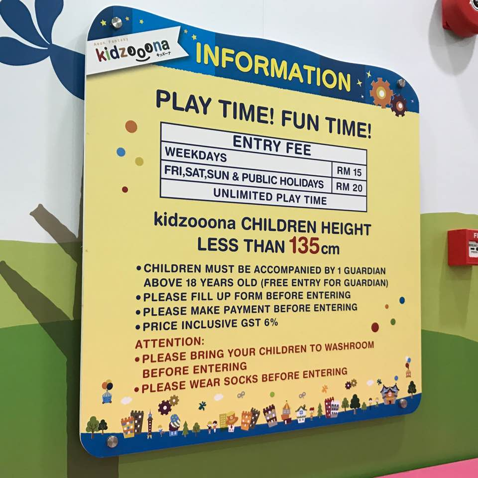 Kidzoona Aeon Bandar Dato Onn Saltvinegar Dayre Voucher Fanpekka Quite Affordable As Compared To