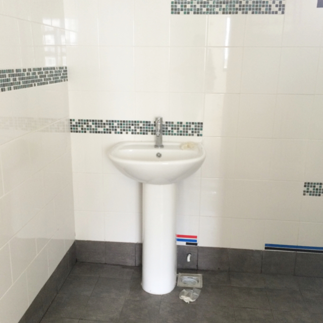 Here  39 s a picture of how the existing bathroom looks like. Project S  Chapter 2   serenaong   Dayre