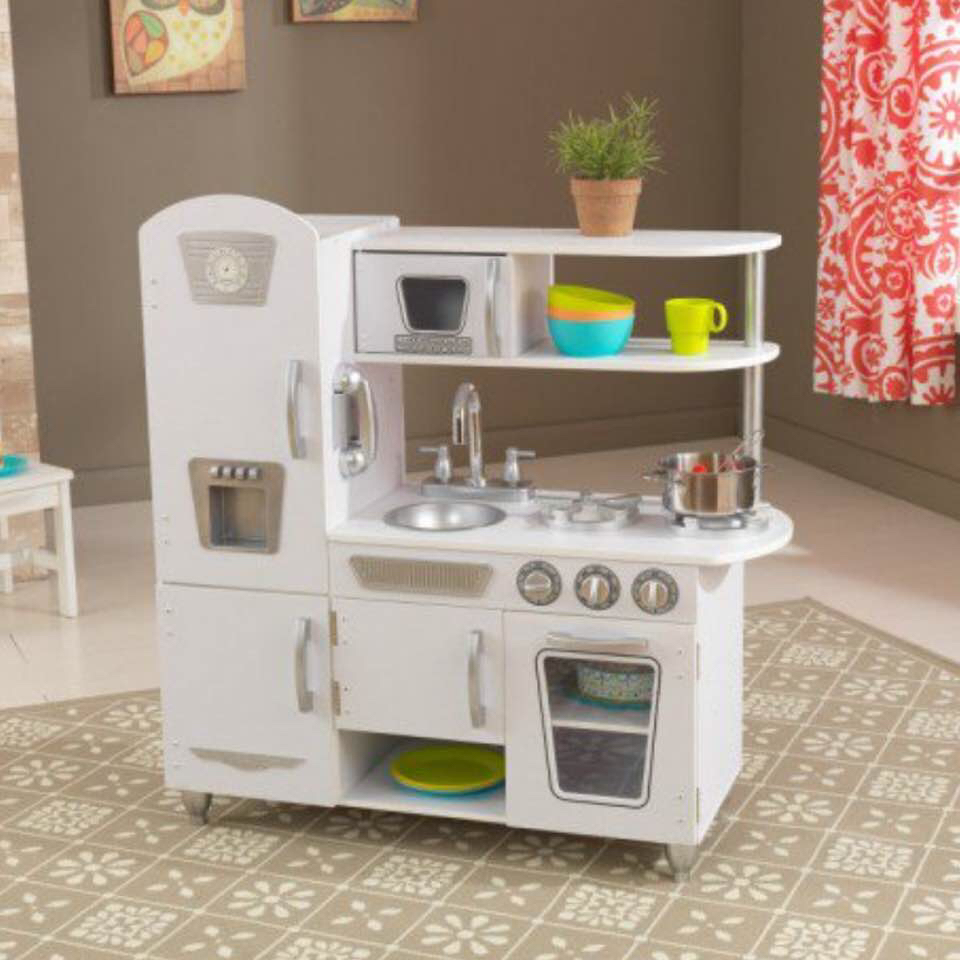 Diy Pretend Play Kitchen Set Winniechia Dayre