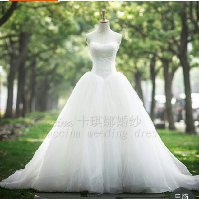 Choosing Wedding Gowns from Taobao - jannpang - Dayre