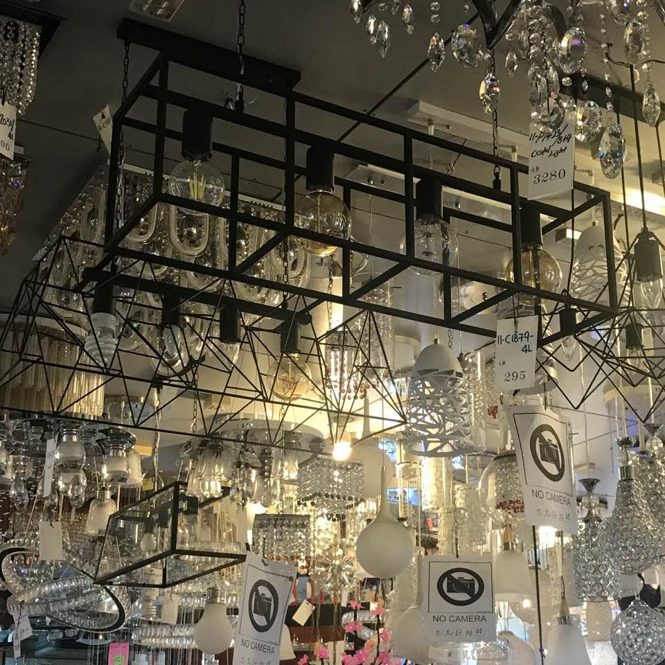 Tampoi Lighting Price List