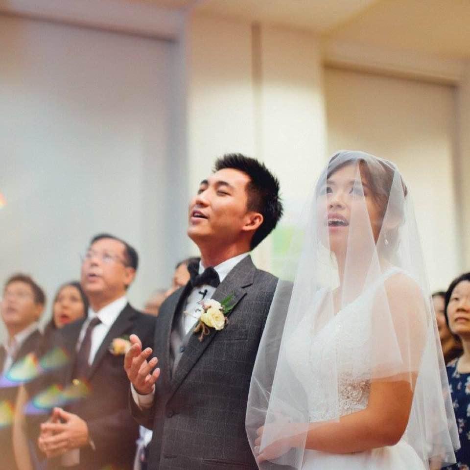 Wedding Recap II: Our Holy Matrimony - bendxsnap - Dayre