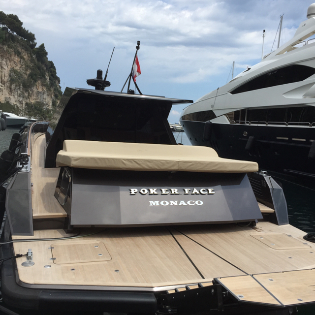 Yacht poker face monaco craps table casino uk