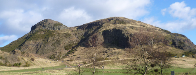 Arthur's Seat (its a hill!) (cover image)