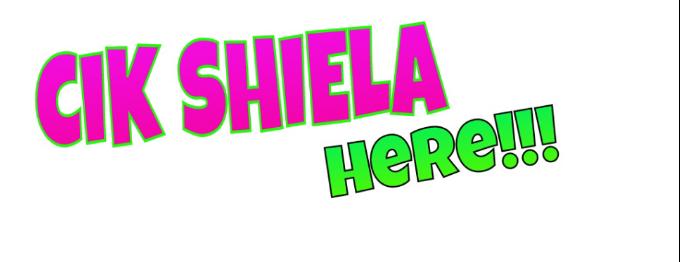 Cik Shiela (cover image)