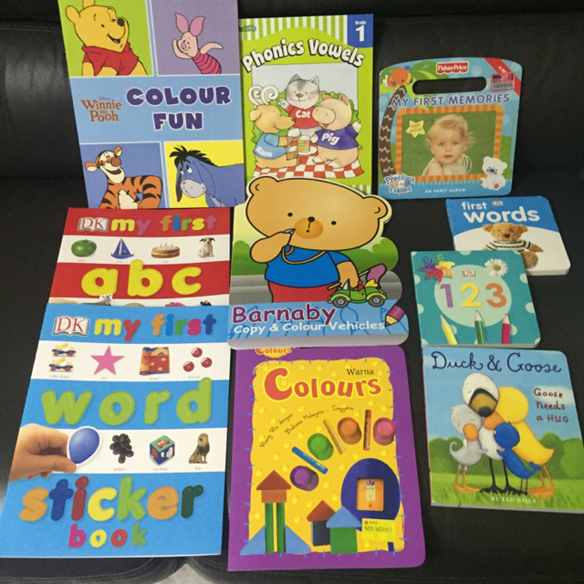 Things For Bb From Popular English Book Fair 2015 Alienjai Dayre