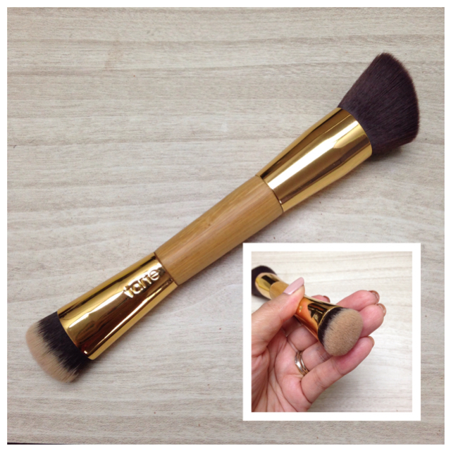 best contour brush. p.s. i don\u0027t love #tarte\u0027s contour stick that much but they have the best cream contouring brush. hands-down. brush