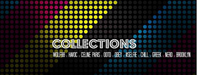 AJ COLLECTIONS (cover image)