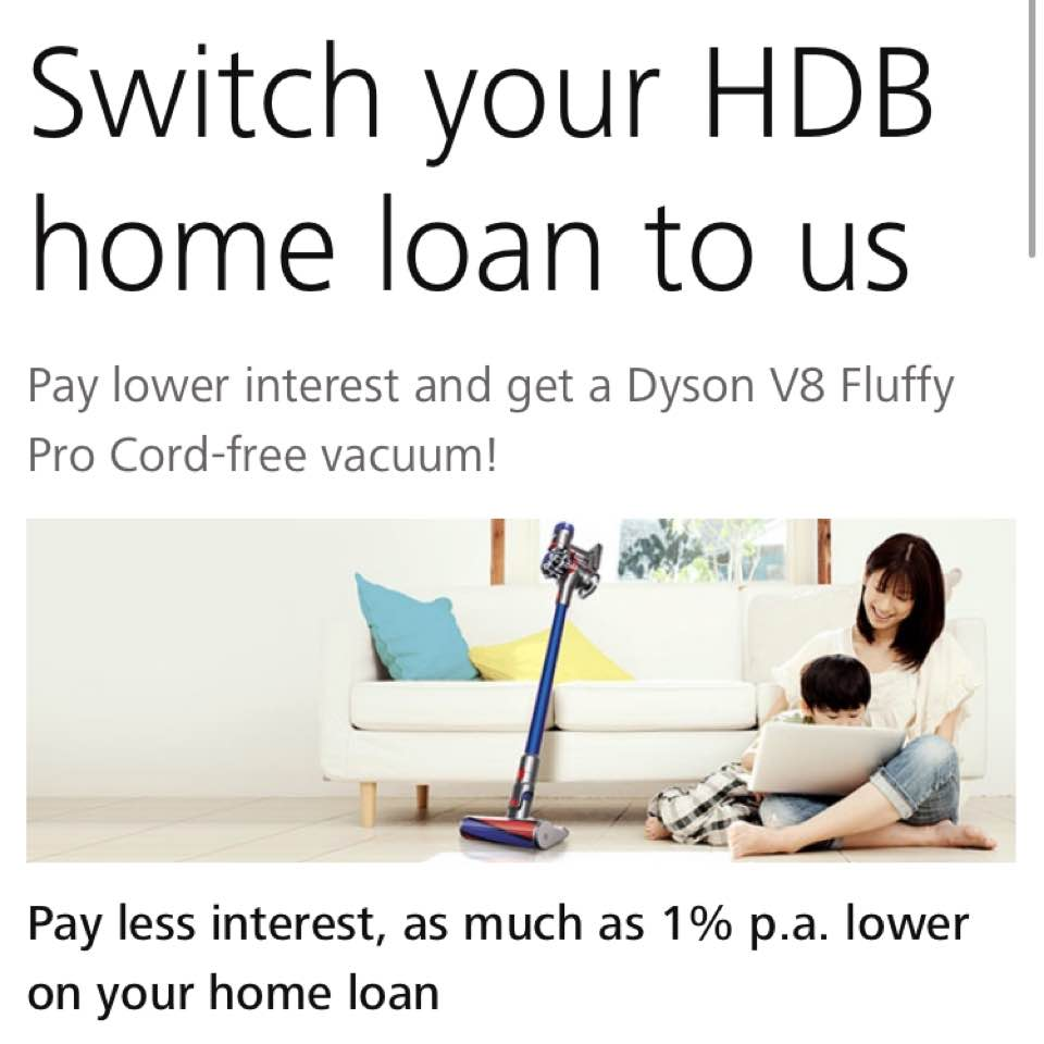 Image result for posb home loan dyson