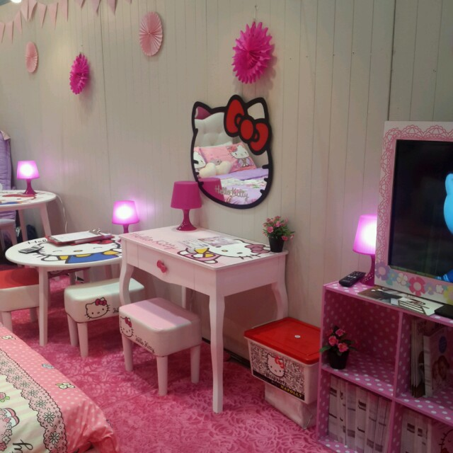 Hello Kitty Dresser And Mirror Bestdressers 2017
