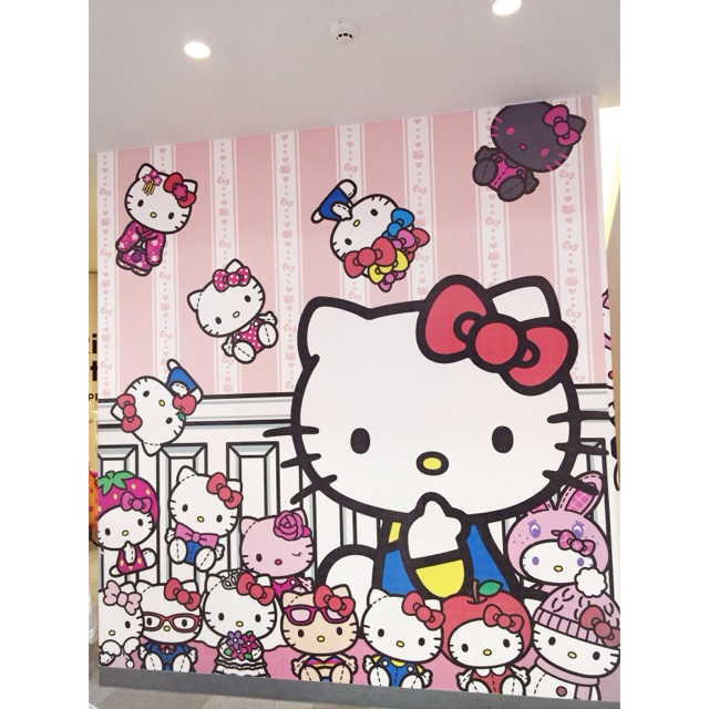 Ive To Admit I Kinda Totally Overlook The Hello Kitty Section Cos Was Too Engrossed With Rilakkuma