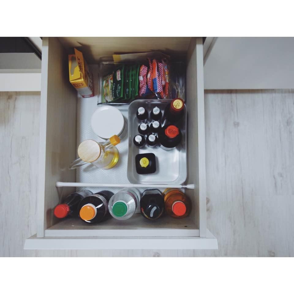 Kitchen organisation #Erinskitchen - minnieerin - Dayre