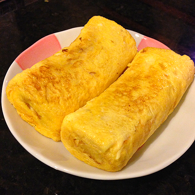Tamagoyaki Recipe (Japanese Sweet Rolled Omelette) - coasterkitchen ...