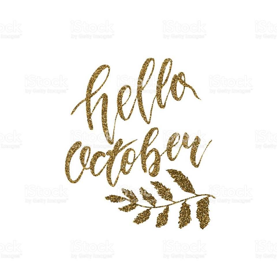 Hello October Surprise Me