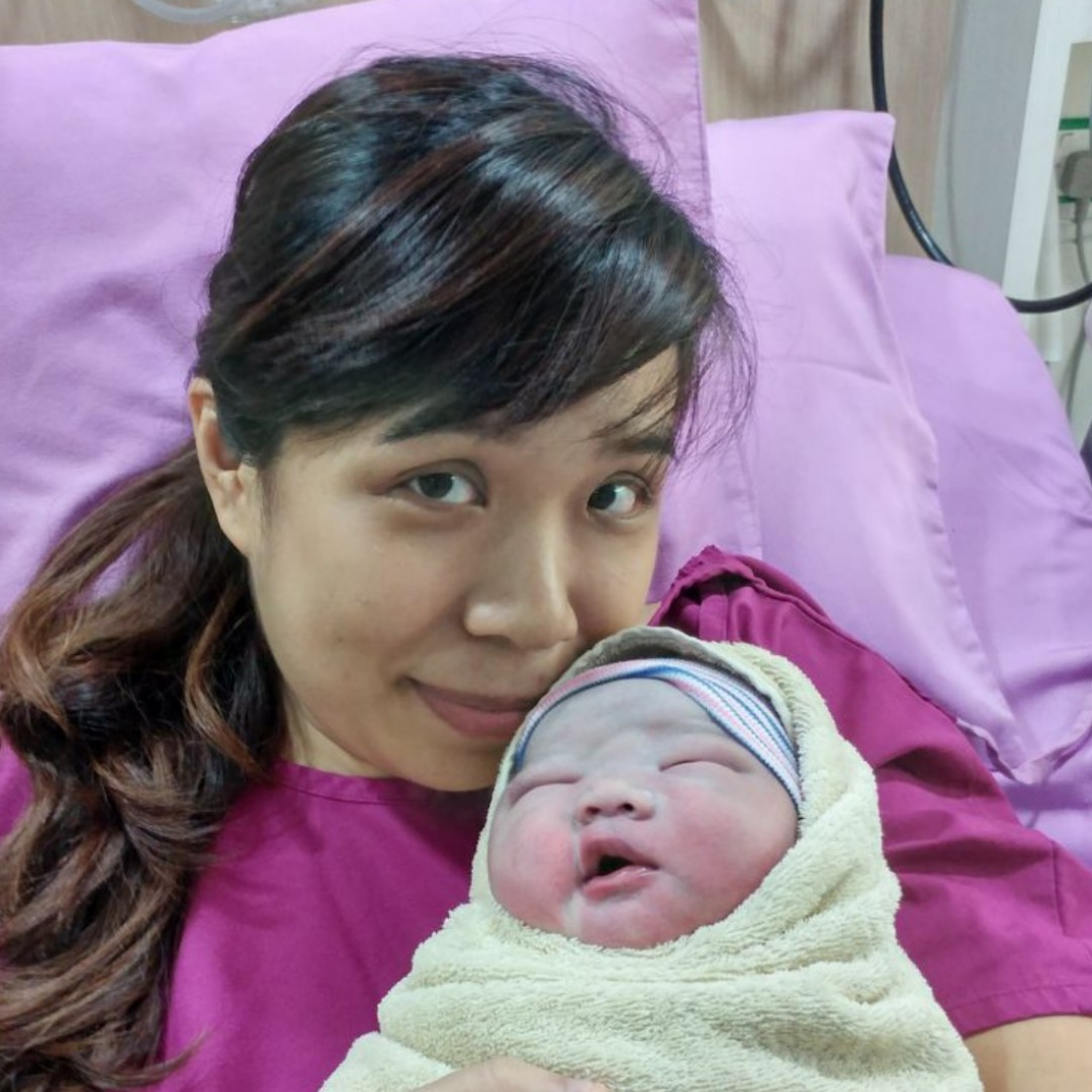 Birth Story of #4 - lynettelee - Dayre