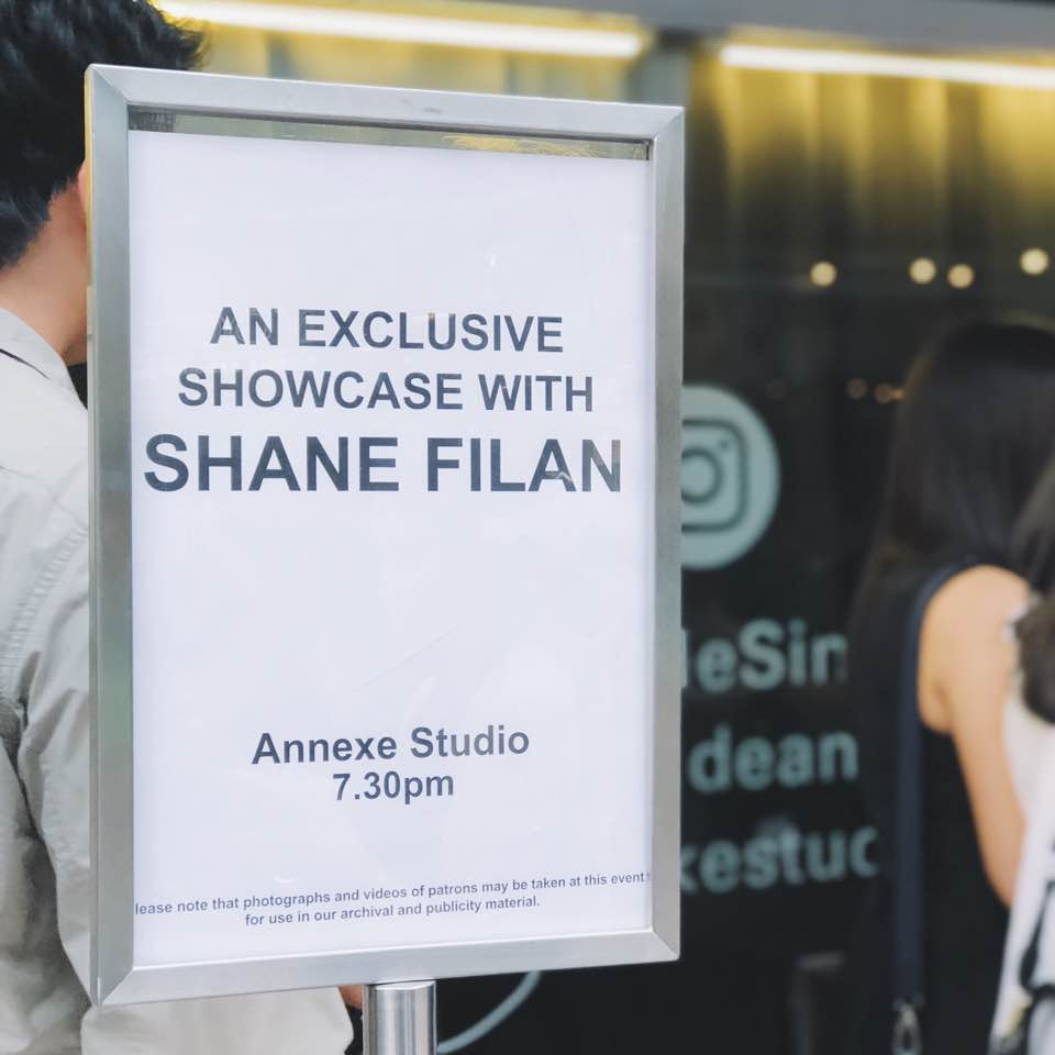 "shane filan's ""Love Always"" showcase 🎶✨ - mdymzz - Dayre"