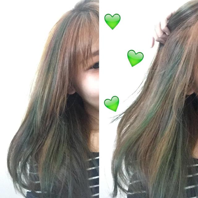 Dye Hair Starbucks Taiwan Sakura Tastelikeglitterxo Dayre