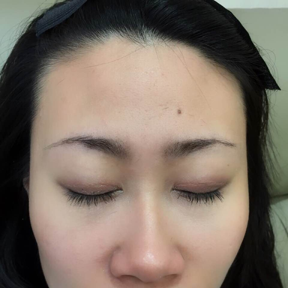 Eyebrow Embroidery Tem Withoutstrings Dayre