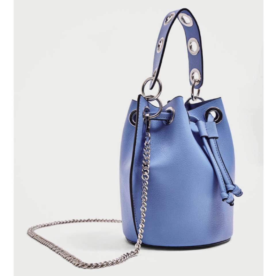 dc22f03653 Mini Bucket Bag with Eyelets  45.90