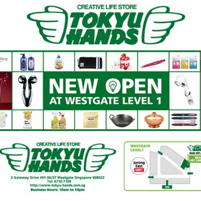 Tokyu Hands in Singapore!!!! - evonnz - Dayre
