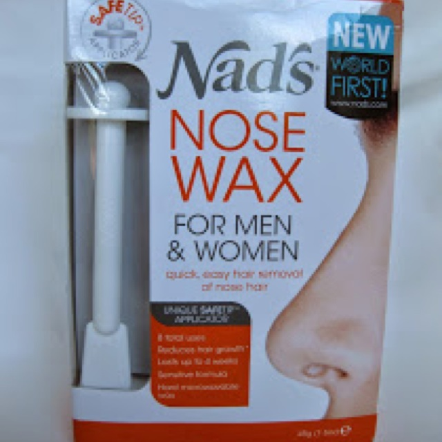 Review Nads Nose Wax And Facial Wand Eyebrow Shaper